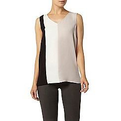 Dorothy Perkins - Colour block top