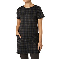 Dorothy Perkins - Check print tunic