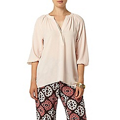 Dorothy Perkins - Blush boho blouse