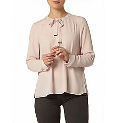 Dorothy Perkins - Seasame tie pussybow blouse