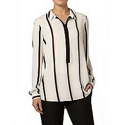 Dorothy Perkins - Stripe long sleeve shirt