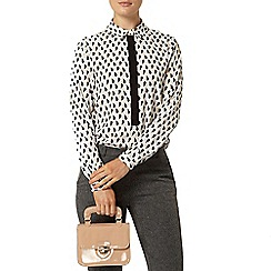 Dorothy Perkins - Heart print shirt