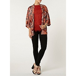 Dorothy Perkins - Moroccan kimono