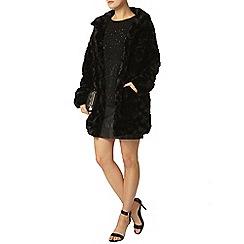 Dorothy Perkins - Black sequin blouse