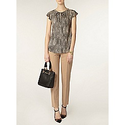Dorothy Perkins - Tall animal soft t-shirt