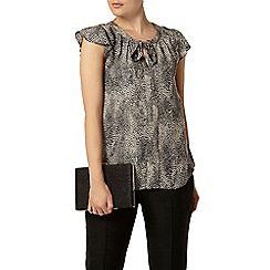 Dorothy Perkins - Animal print t-shirt