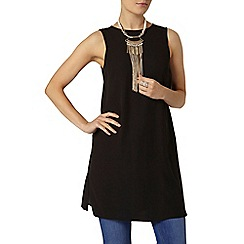Dorothy Perkins - Black long line camisole