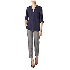 Dorothy Perkins - Tall: navy 2 pocket shirt