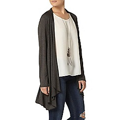 Dorothy Perkins - Grey long sleeve cardigan