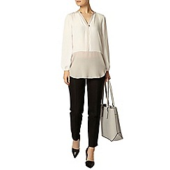 Dorothy Perkins - Colour block blouse
