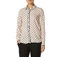 Dorothy Perkins - Blush diamond print shirt