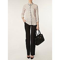 Dorothy Perkins - Tall: blush diamond shirt