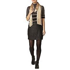 Dorothy Perkins - Stripe jersey roll neck top