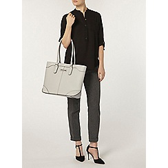 Dorothy Perkins - Black non collar shirt