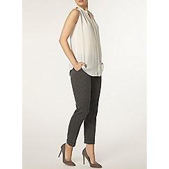 Dorothy Perkins - Tab shoulder sleeveless shirt