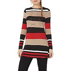 Dorothy Perkins - Bold stripe tunic