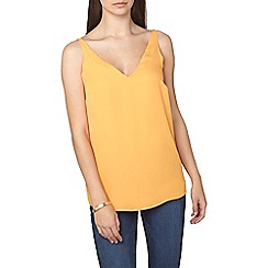 Dorothy Perkins - Tall sunflower camisole top