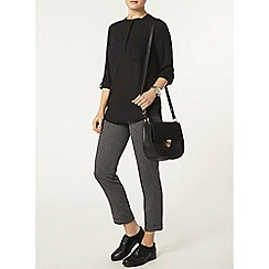 Dorothy Perkins - Black pocket detail shirt
