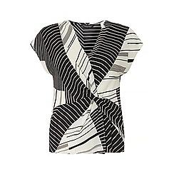 Dorothy Perkins - Stripe knot t-shirt