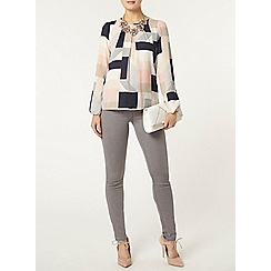 Dorothy Perkins - Blush cut about square top
