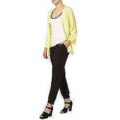 Dorothy Perkins - Lemon kimono