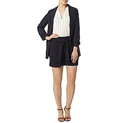 Dorothy Perkins - Stripe zip placket shirt
