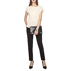 Dorothy Perkins - Blush zip side t-shirt