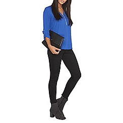 Dorothy Perkins - Cobalt long sleeve top