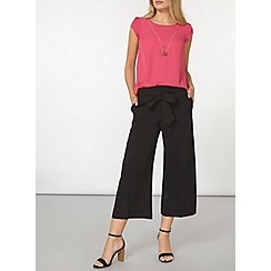 Dorothy Perkins - Pink chain neck t-shirt