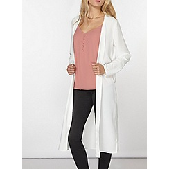 Dorothy Perkins - Ivory maxi cover up