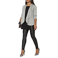 Dorothy Perkins - Grey jersey cover up
