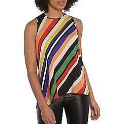 Dorothy Perkins - Stripe build up top