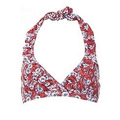 Dorothy Perkins - Floral underwired bikini top