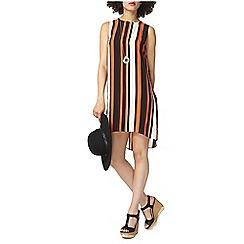 Dorothy Perkins - Stripe sleeveless dress