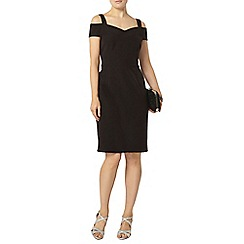 Dorothy Perkins - Black bardot pencil dress