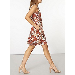 Dorothy Perkins - Tabbard style pinny dress