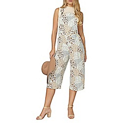 Dorothy Perkins - Ditsy floral culotte jumpsuit