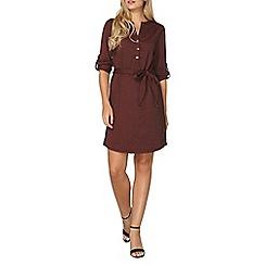 Dorothy Perkins - Mini shirt dress