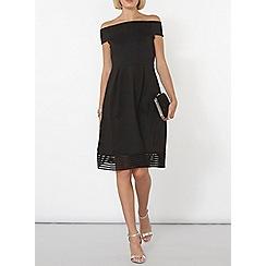 Dorothy Perkins - Bardot midi dress