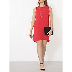Dorothy Perkins - Fuschia chain detail dress