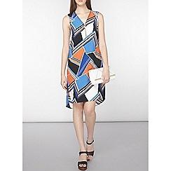 Dorothy Perkins - Tall geo print shift dress