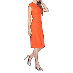 Dorothy Perkins - Tall orange pencil dress
