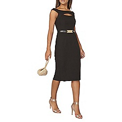 Dorothy Perkins - Tall belted pencil dress