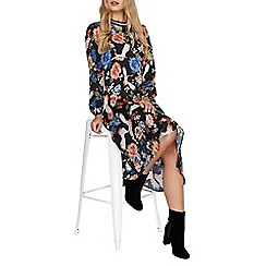 Dorothy Perkins - Floral midi dress