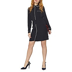 Dorothy Perkins - Piped shirt dress