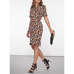 Dorothy Perkins - Tall triangle shirt dress