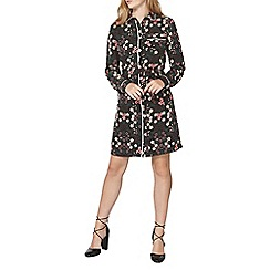 Dorothy Perkins - Floral print shirt dress