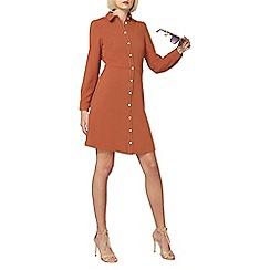 Dorothy Perkins - Stab stitch shirt dress