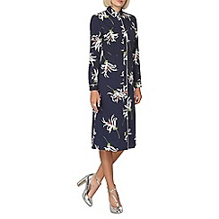 Dorothy Perkins - Pajama lily midi shirt dress