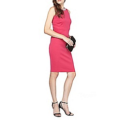 Dorothy Perkins - Pink embellished pencil dress